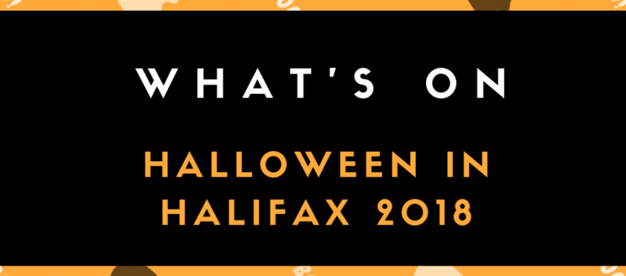 What's On: Halloween in Halifax 2018