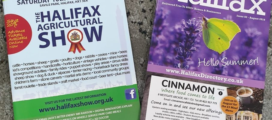The Launch of The Halifax Directory