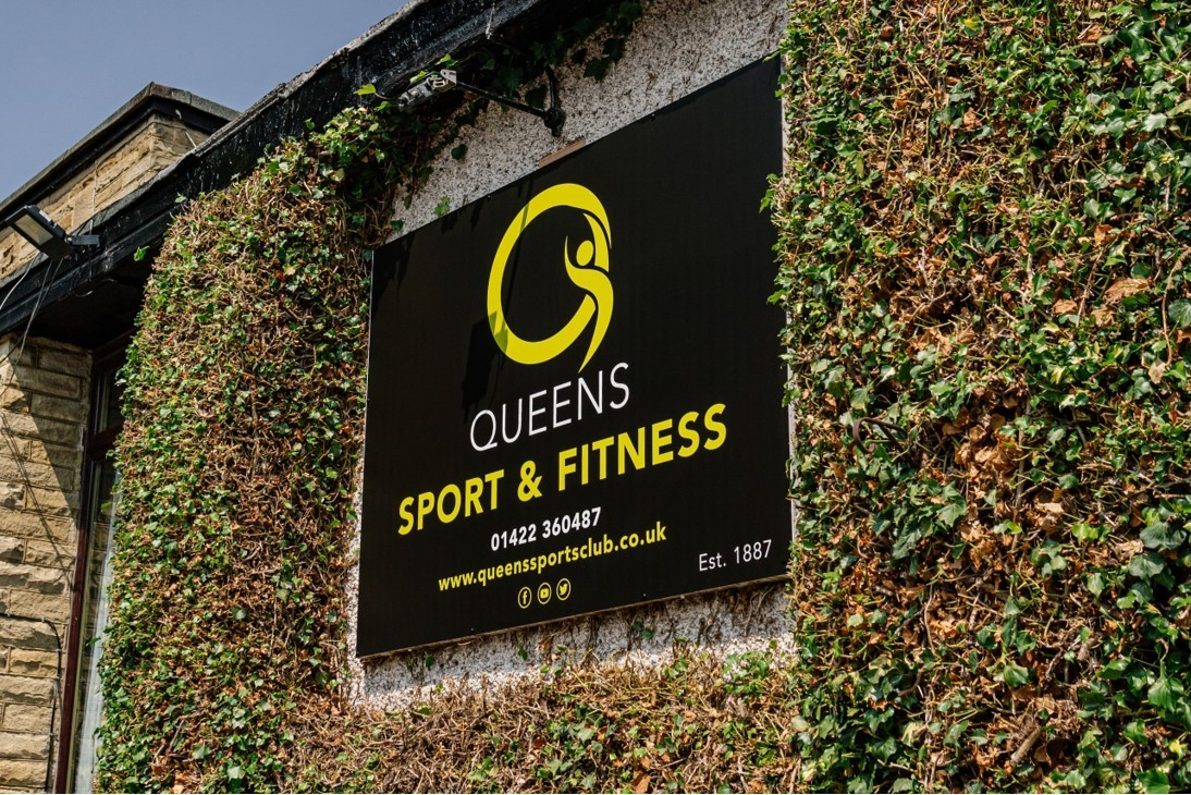 A History of Queens Sports and Fitness Club, Halifax, UK